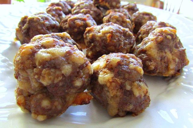 netties low carb meatballs