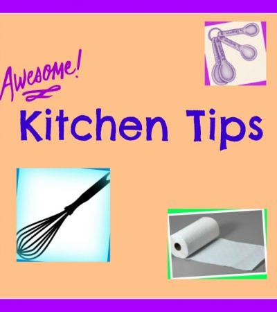 5 Kitchen Tips To Keep On Hand