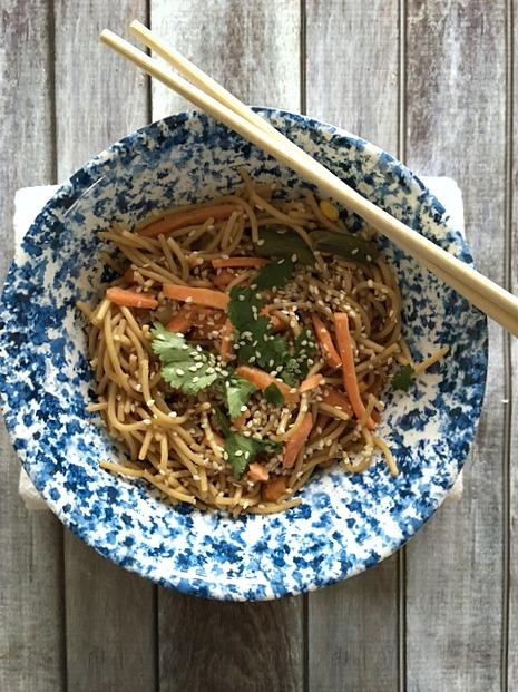 StirFry Veggie Noodles