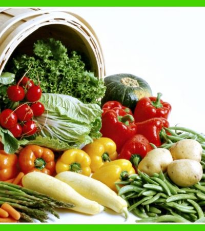 It's All About The Veggies – Helpful Tips To Keep On Hand