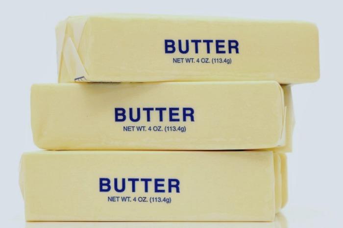 3 Sticks of Butter
