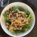 chickpea-pecan-salad-with-creamy-hummus-dressing