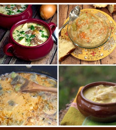 9 Warm You Up Soup Recipes