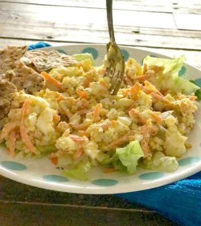 Sweet Southern Egg Salad