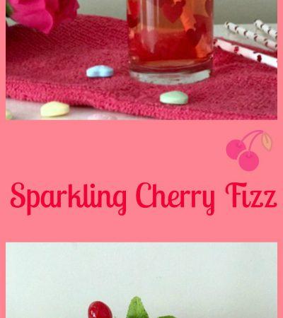 Sparkling Cherry Fizz