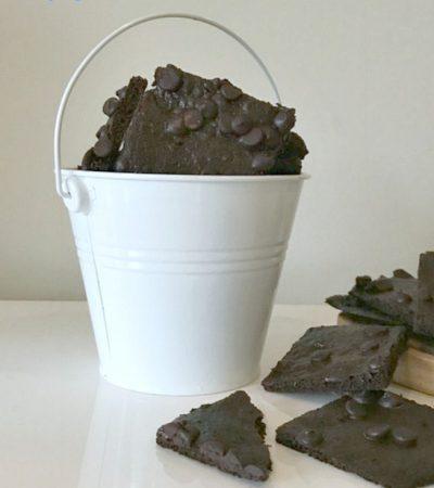 Copycat  Brownie Brittle