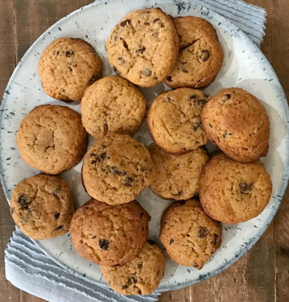 Delicious Diabetic Friendly Chocolate Chip Cookies Pams