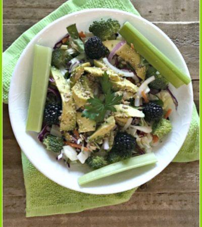 Tastiest Detox Salad