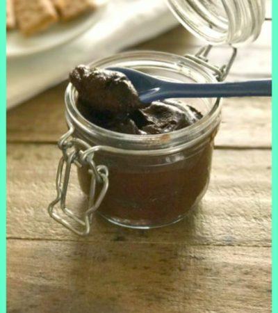 """Amazing Paleo """"Nutella"""""""