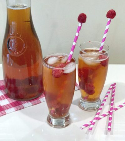 Southern Honey Raspberry Iced Tea
