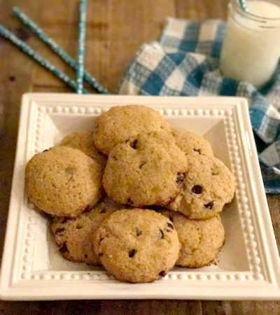 Bisquick Almond Flour Chocolate Chip Cookies