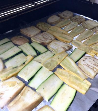 Simple Steps To Grill Thinly Sliced Veggies