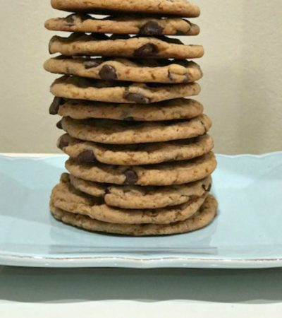 Bisquick Chocolate Chip Cookies – Dairy & Egg Free