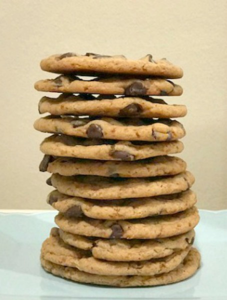 Bisquick Egg and Dairy Free Chocolate Chip Cookies - Pams Daily Dish