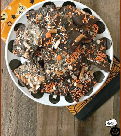 Halloween Chocolate Grahams Breakaways
