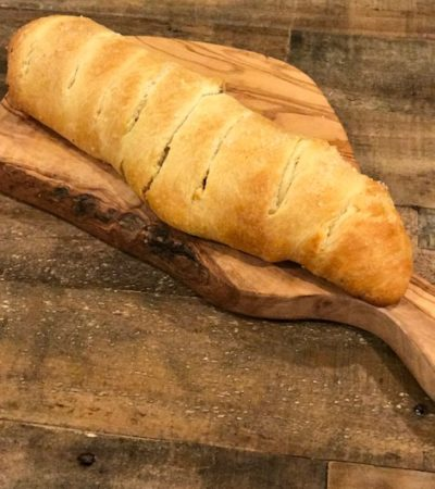 Best Garlic Bread Made Simply With Crescent Rolls
