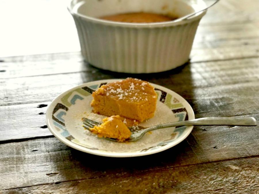 recipe: carrot souffle savory [36]