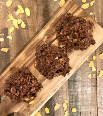 Copycat Ina's English Chocolate Crisps