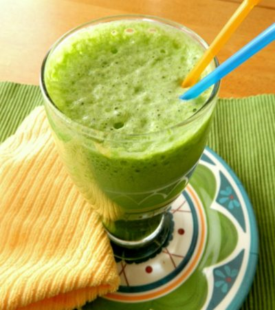 Nature's Sweet Protein Smoothie