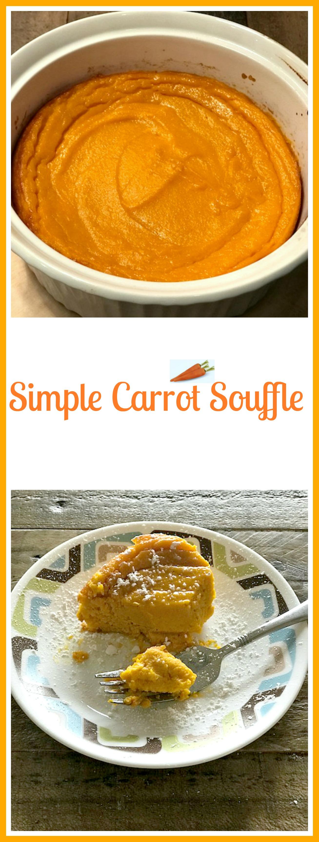 recipe: carrot souffle savory [28]