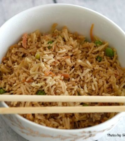 Copycat Takeout Fried Rice