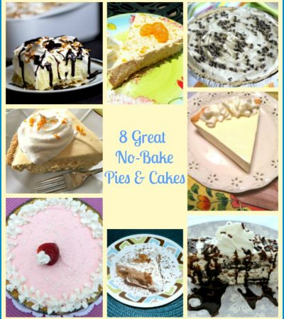 8 Great No-Bake Pies and Cakes