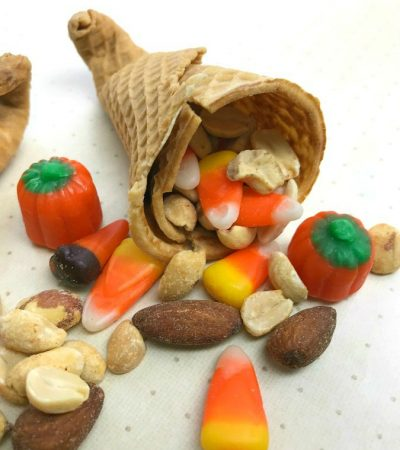 Fun Yummy Sugar Cone Cornucopias