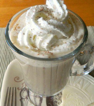 Simple Pantry Chai Tea Latte