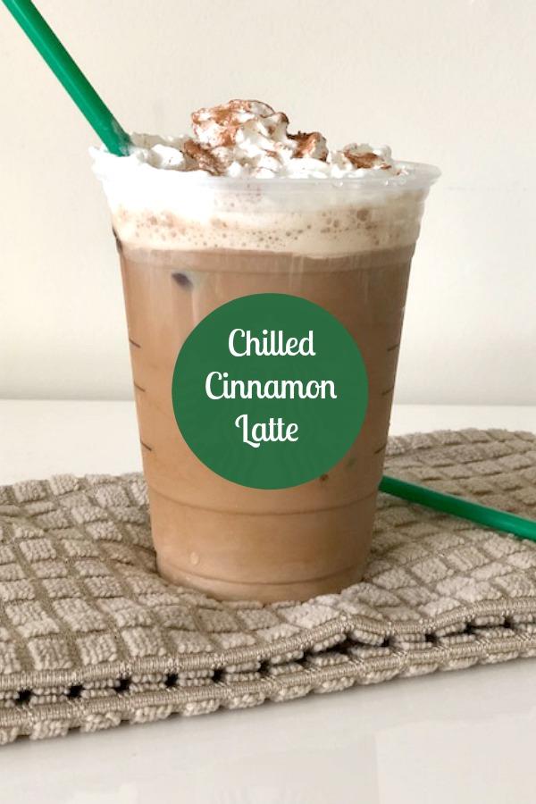 cinnamon dulce de leche latte Starbucks