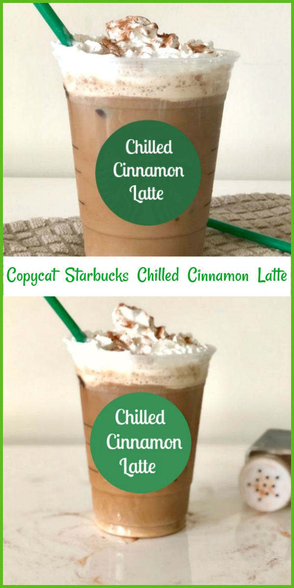 This iced cinnamon dolce latte is out of this world delicious. And the best part is, you can easily make this copycat Starbucks cinnamon dolce latte at home for a fraction of the cost. I've even included instructions for making the imitation Starbucks cinnamon dolce syrup, which makes this cinnamon dulce de leche latte Starbucks drink sing. Enjoy every last sip! via @skinnydesserts