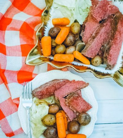Old Fashioned Slow Cooker Corned Beef