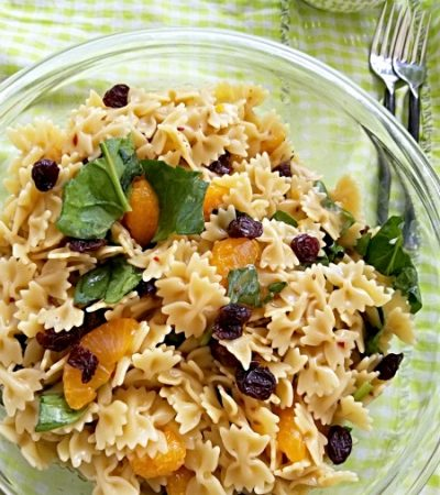 Shortcut Asian Pasta Salad