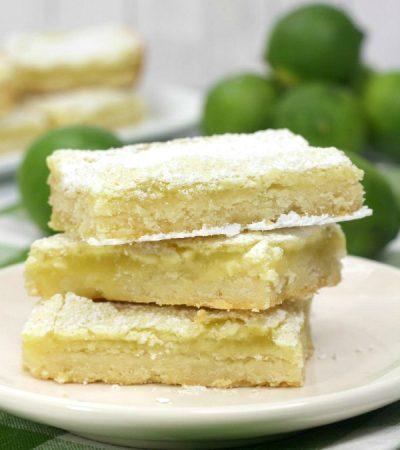 Best Basic Key Lime Bars