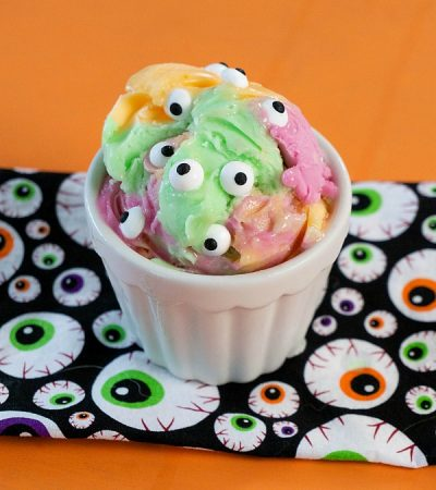 2 Ingredient Monster Ice Scream