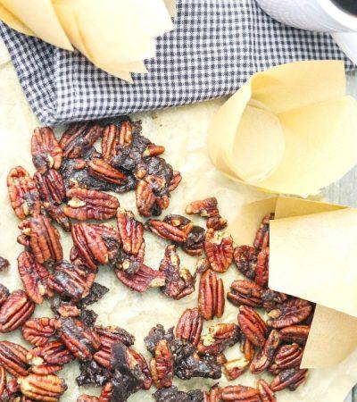 Chai Spice Pecans