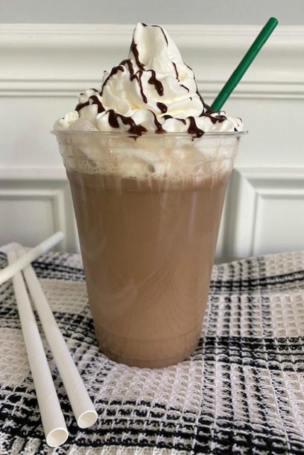 Copycat Starbucks Mocha Frappuccino Pams Daily Dish